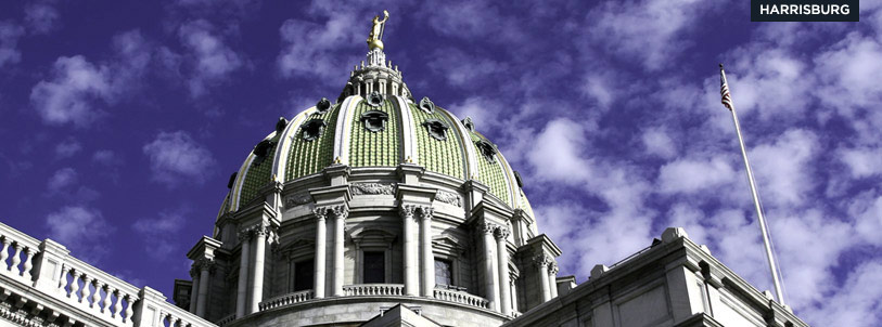 Capital Building - Harrisburg, PA