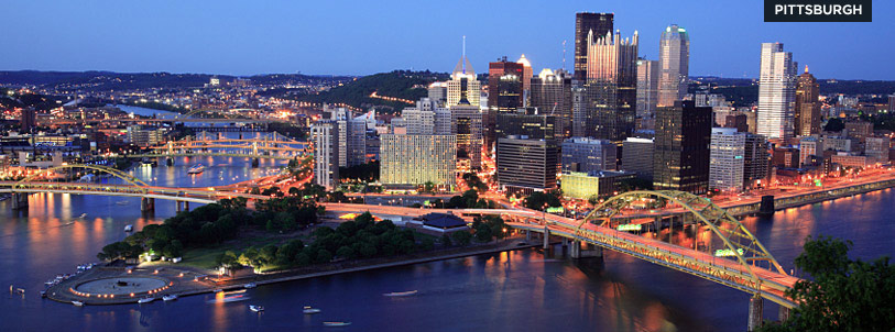 Skyline - Pittsburg, PA